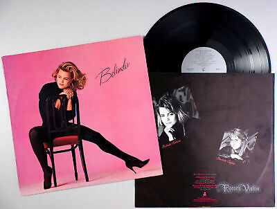 Belinda Carlisle - self-titled (1986) Vinyl LP • Mad About You, Go-Go's
