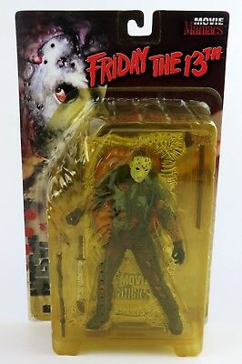 Movie Maniacs Series 1 - Friday the 13th - Jason Voorhees Action Figure