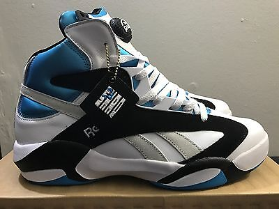 bda21c67fcc1 MENS REEBOK SHAQ Attaq Pump Og Retro V47915 Size 9.5 Ds