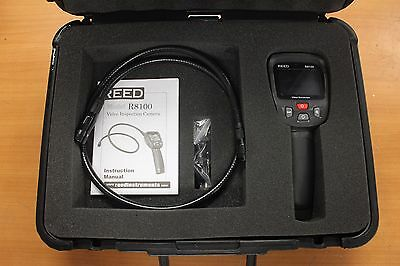 Reed R8100 Video Inspection Camera