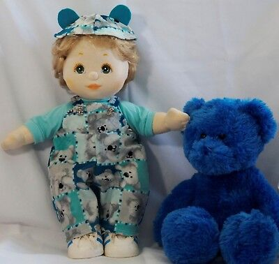 My Child Doll New Teddy Suit TShirt Cap No Doll