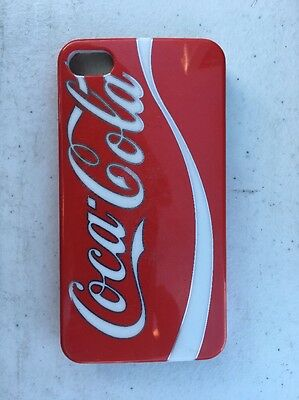 New Soda Red Coca Cola Hard Case Cover For Apple Iphone 5 5S