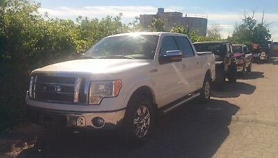 Ford: F-150 2010 Ford F150 Lariat 4WD
