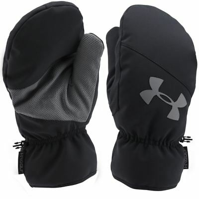 UNDER ARMOUR 2018 ColdGear® MITTS Infrared THERMAL WINDPROOF GOLF WINTER MITTENS