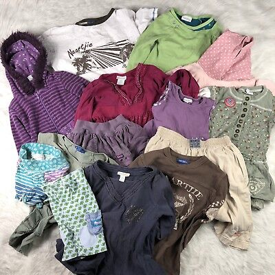 LOT OF 14 Naartjie Kids Clothes Boys Girls Assorted