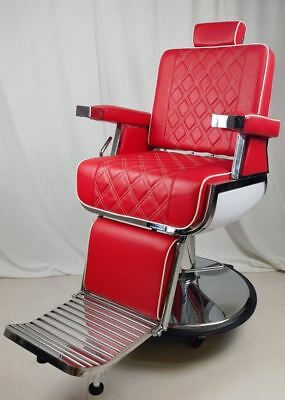 BRAND NEW Show Room Display Barber Chair - Free Delivery in NSW Metro Last One!