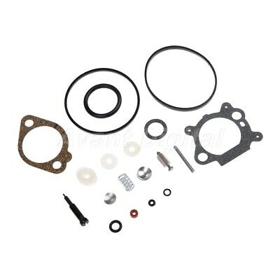 1Set Carburetor Carb Repair Kit Parts For Briggs & Stratton 498260 493762 492495