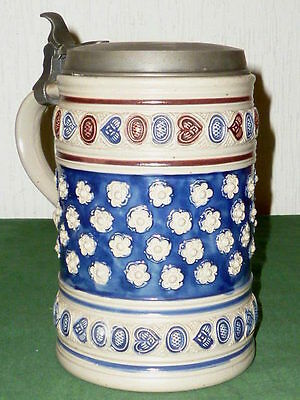 Faience Jug Beer Stein Ceramics Mugs