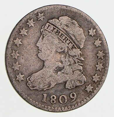 1809 Capped Bust Dime - Rare! *0297