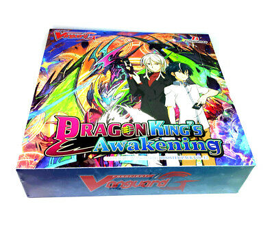 Cardfight Vanguard G Booster Box Factory Sealed 16 Packs Vol. 12 VGE-G-BT12 New