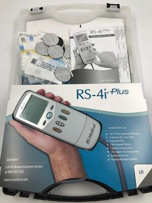 RS Medical RS-4i Plus Muscle Stimulator (S22000428)