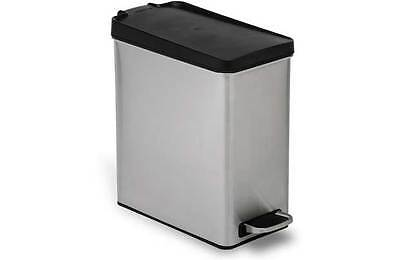 Simplehuman 10L Profile Pedal Bin - Stainless Steel -From the Argos Shop on ebay