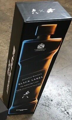 Johnnie Walker Black Label Blade Runner 2049 The Director's cut limited edition