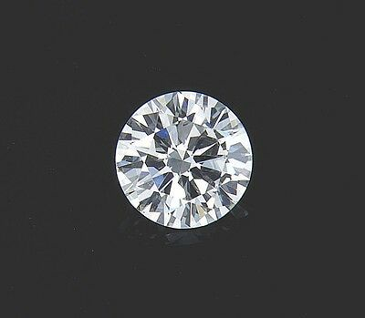 0.31 Cts Loose Natural Diamond GIA Certified J / VVS2 Round Brilliant