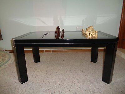 Chess and Games Table