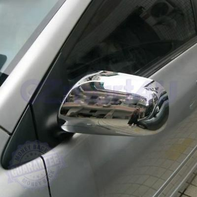 Fit 2004 2005 2006 2007 2008 2009 Toyota Prius Chrome Mirror Cover