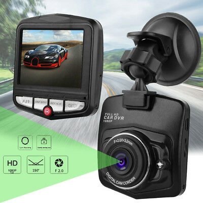 "HD1080P 2.4""Car DVR Camera GT300 video Recorder G-Sensor Night vision Camera"