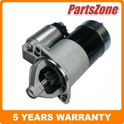 New Starter Motor Fit for Mitsubishi Pajero 4cyl Petrol 2.6L 4G54 1983-1993