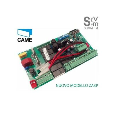 Quadro comando multifunzione ZM3E con display e autodiagnosi