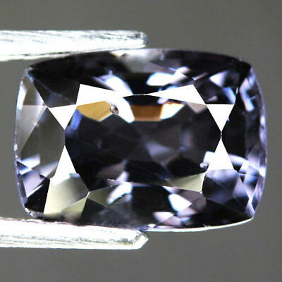2.72Ct.gracefully Aaa! Antique Facet Blue Purple Natural Spinel Tanzania