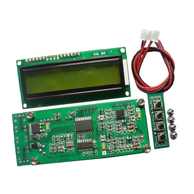 0.1MHz~1.2GMZ Signal Frequency Counter Cymometer Meter Module Digital Tester