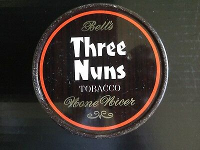 "Bell's ""Three Nuns"" Tobacco Tin"
