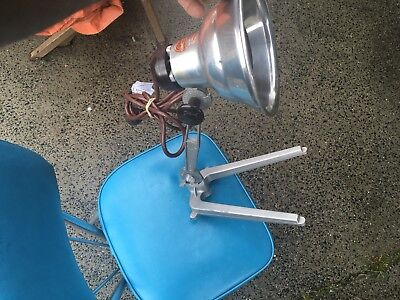 Gilseal 300 Infrared Lamp Vintage Retro Free Post