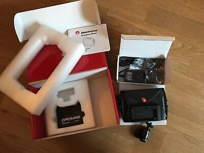 Manfrotto Croma 2 Top Zustand
