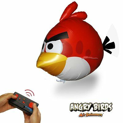 Air Swimmers Angry Birds - Rot- funkferngesteuert - Play and have Fun !