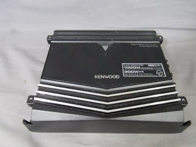 Kenwood Kac5001ps Mono Subwoofer Amplifier Kac5001ps 500w Car Amp