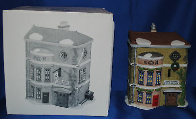 Dept 56~Kings Road Post Office~Dickens Village~Christmas~Holiday~With Box~Gift