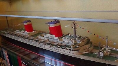 Ozean Liner Modell SS United States 1952