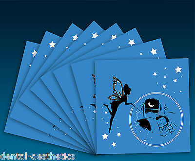 Childrens Tooth Fairy Envelopes (Set of 16) Find Kids Teeth under their Pillow