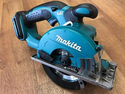 Makita XSC01Z 18V Lithium-Ion 5-3/8-inch Cordless Metal Cutting Saw Tool Only