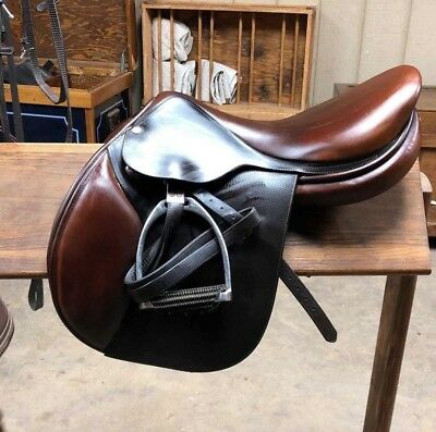 2013 17.5 Sellier Saumur Butet Saddle in impeccable condition
