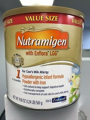 6 cans of  Nutramigen 19.8 oz