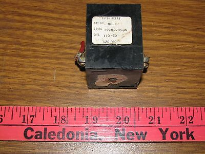 Westinghouse BFLF 4979D79G05 Latch Relay
