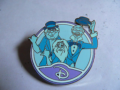 Hitch Hiking Ghosts DISNEY PARK MYSTERY COLLECTION PIN CIRCLE ICON D WDW 2012