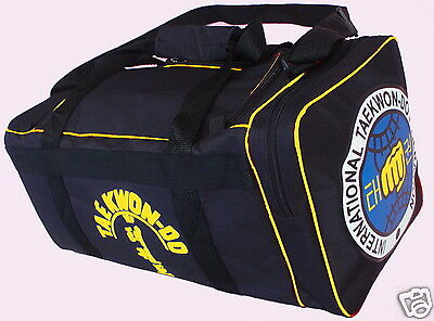 ITF TAEKWONDO BAG - Good Size High Quality Equipment Holdall - EXCELLENT GIFT