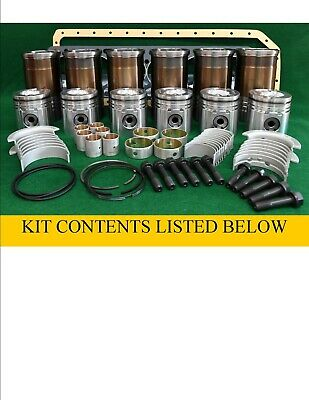 RP1355 John Deere 6090 PowerTech Overhaul Engine Rebuild Kit 8130 8225R 8230