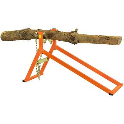 Ultimate Saw Horse Log Holder Chainsaw Heavy Duty Smart Holder Log Stand