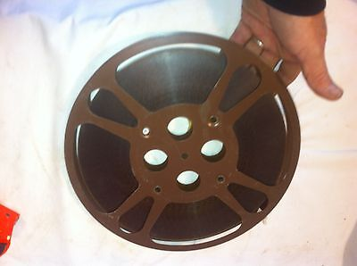 16mm 10.5 IN Diamater Movie Reel Your link with the road Educational film