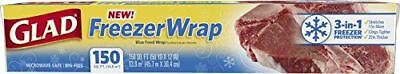 Glad Freezer Wrap, 150 Square Foot Roll