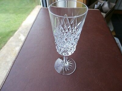 "Irish Tyrone Crystal ""SPERRIN"" Sherry Glass"
