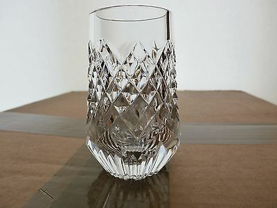 "Irish Tyrone Crystal ""Cappagh"" Vase 3"""