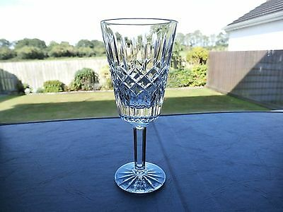 "Irish Tyrone Crystal "" ENNISKILLEN ""  Wine / Sherry glass"