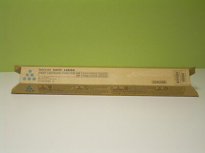 841423 Ricoh Savin Lanier Print Cartridge CYAN Type MP C3501/C9135/LD635C OEM