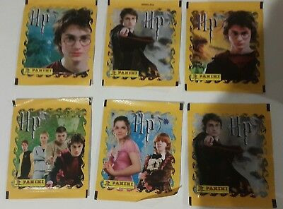 Harry Potter Panini Stickers