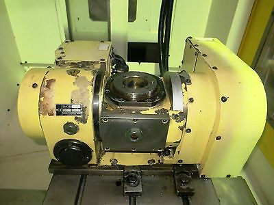 NIKKEN 5AX-130 WA21 COMPACT TILTING ROTARY TABLE - 4TH & 5TH AXIS ship worldwide