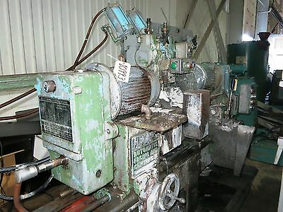 """6"""" X 51"""" Hey #3 Double End Facing & Centering Machine Will Ship Worldwide"""